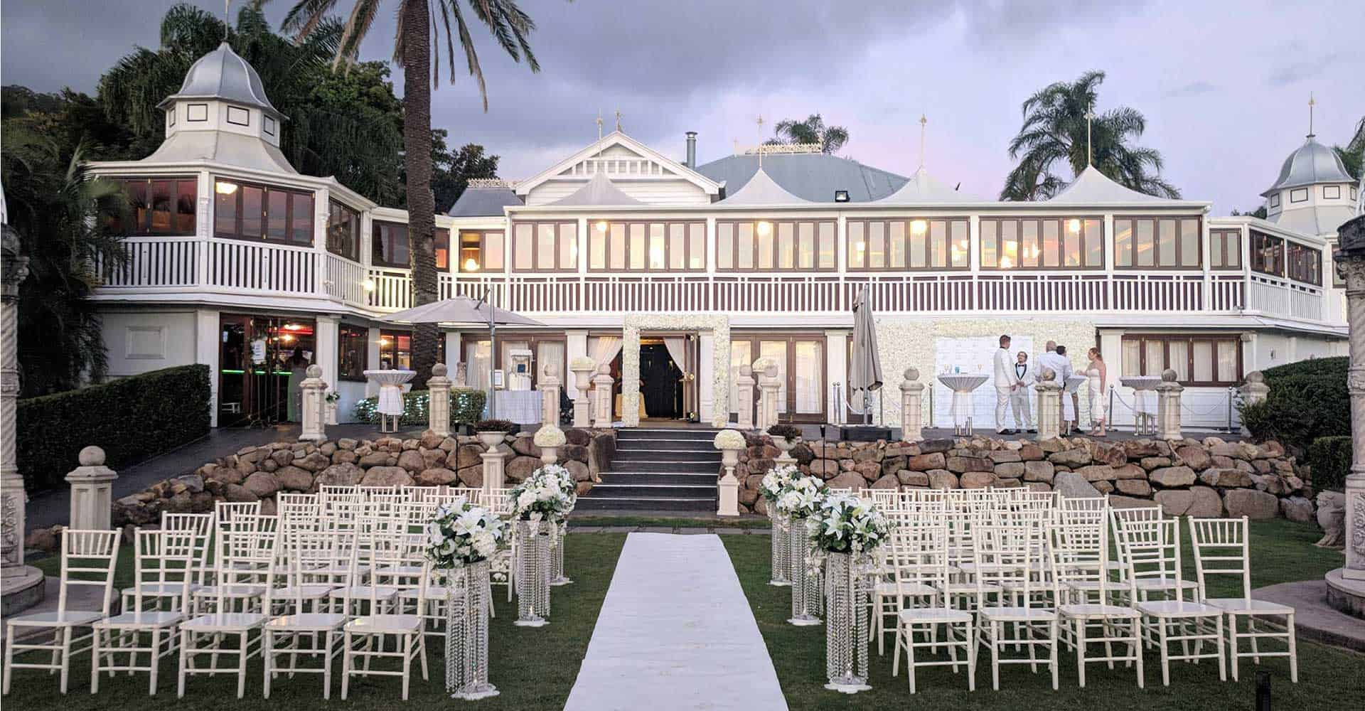 Wedding Reception Venues Brisbane