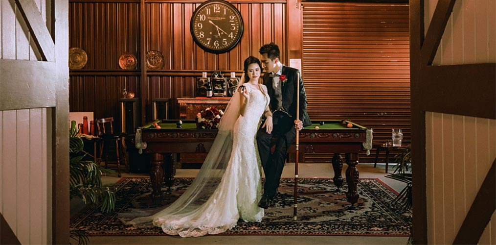 Winter Wedding Brisbane