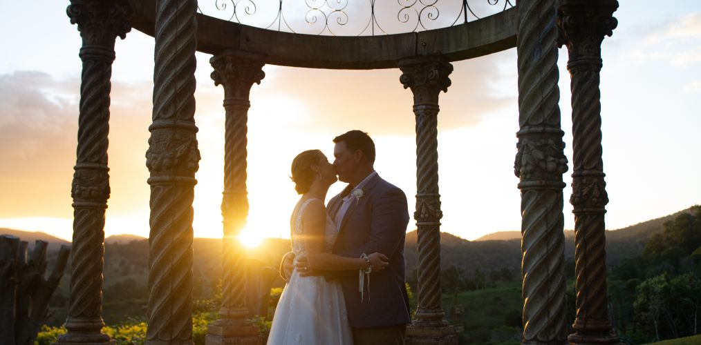 Outdoor Wedding Brisbane | Donna & David